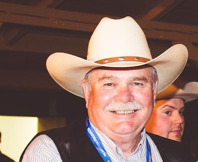 Gene Parks, Pipestone Livestock Sales, Pipestone, Manitoba