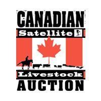 Canadian Satellite Livestock Auction Logo