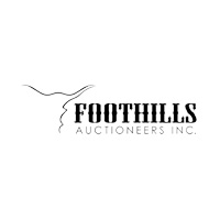 Foothills Auctioneers Inc. Logo