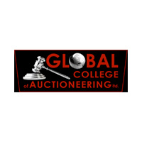Global College of Auctioneering Logo