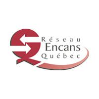Réseau Encans Québec Logo