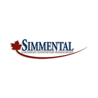 Canadian Simmental Association Logo