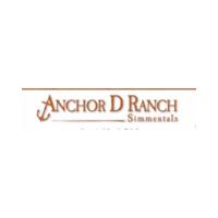 Anchor D Simmentals Logo
