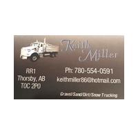 Keith Miller Logo