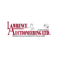 Lawrence Auctioneering Logo