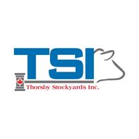 THORSBY STOCKYARDS INC. Logo